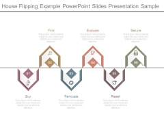 House Flipping Example Powerpoint Slides Presentation Sample