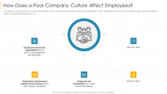 How Does A Poor Company Culture Affect Employees Ideas PDF