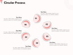 How To Strengthen Relationships With Clients And Partners Circular Process Ppt Diagram Lists PDF