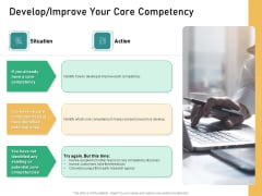 How Transform Segments Company Harmony And Achievement Develop Improve Your Core Competency Guidelines PDF