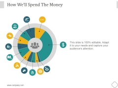 How Well Spend The Money Ppt PowerPoint Presentation Layout