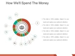 how well spend the money ppt powerpoint presentation pictures themes