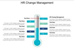 Hr Change Management Ppt PowerPoint Presentation Gallery Background Designs Cpb