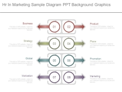 Hr In Marketing Sample Diagram Ppt Background Graphics