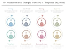 Hr Measurements Example Powerpoint Templates Download