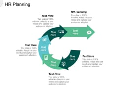 Hr Planning Ppt PowerPoint Presentation Slides Maker Cpb