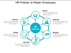 Hr Policies To Retain Employees Ppt Powerpoint Presentation Inspiration Deck