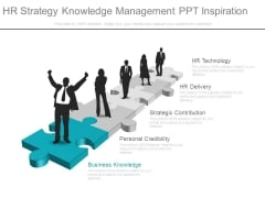 Hr Strategy Knowledge Management Ppt Inspiration
