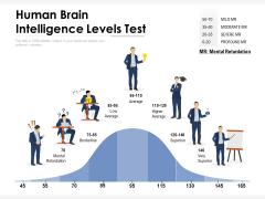 Human Brain Intelligence Levels Test Ppt PowerPoint Presentation Portfolio Outfit PDF