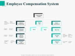 Human Capital Management Procedure Employee Compensation System Ppt Gallery Icons PDF