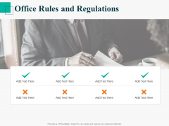 Human Capital Management Procedure Office Rules And Regulations Ppt Show Structure PDF