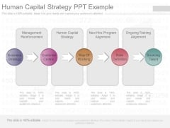 Human Capital Strategy Ppt Example