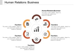 Human Relations Business Ppt PowerPoint Presentation Gallery Show Cpb