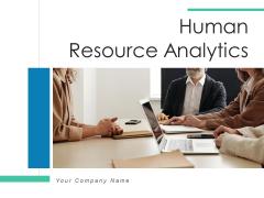 Human Resource Analytics Dashboard Employee Ppt PowerPoint Presentation Complete Deck