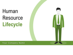 Human Resource Lifecycle Enablement Develop Ppt PowerPoint Presentation Complete Deck
