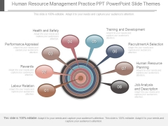 Human Resource Management Practice Ppt Powerpoint Slide Themes