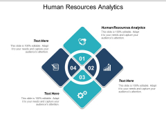 Human Resources Analytics Ppt PowerPoint Presentation Infographic Template Structure Cpb