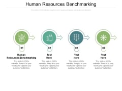 Human Resources Benchmarking Ppt PowerPoint Presentation Slides Layout Cpb