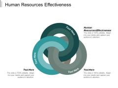Human Resources Effectiveness Ppt PowerPoint Presentation Portfolio Design Templates Cpb