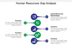 Human Resources Gap Analysis Ppt PowerPoint Presentation Portfolio Graphics Cpb