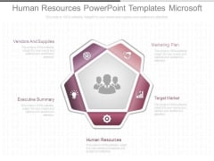 Human Resources Powerpoint Templates Microsoft