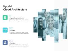Hybrid Cloud Architecture Ppt PowerPoint Presentation Inspiration Portfolio Cpb Pdf
