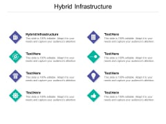 Hybrid Infrastructure Ppt PowerPoint Presentation Gallery Format Ideas Cpb