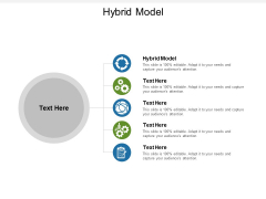 Hybrid Model Ppt PowerPoint Presentation Icon Tips Cpb Pdf