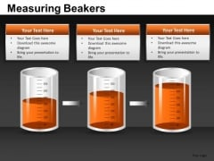 Half Full To Almost Full Liquid Glass PowerPoint Templates Editable Ppt Slides