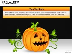 Halloween PowerPoint Design Slides And Templates