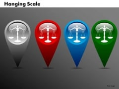 Hanging Scales Weighing Scales PowerPoint Icons