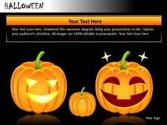 Health Halloween PowerPoint Slides And Ppt Diagram Templates