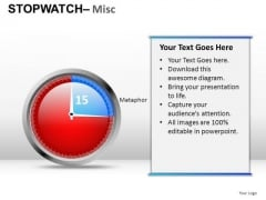Health Stopwatch Misc PowerPoint Slides And Ppt Diagram Templates