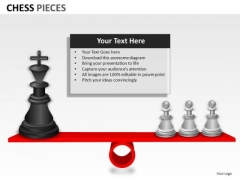 High Value Employee Chess PowerPoint Slides And Ppt Diagram Templates