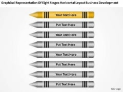 Horizontal Layout Business Development Ppt How To Prepare Plan PowerPoint Templates