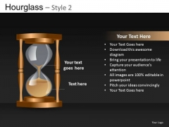 Hourglass Slides PowerPoint