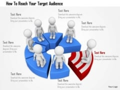 How To Reach Your Target Audience PowerPoint Templates