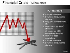 Hurting Due To Recession PowerPoint Templates Editable Ppt Slides
