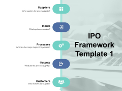 IPO Framework Suppliers Ppt PowerPoint Presentation Influencers