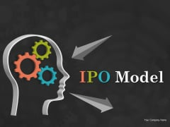 IPO Model Ppt PowerPoint Presentation Complete Deck With Slides