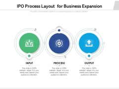 IPO Process Layout For Business Expansion Ppt PowerPoint Presentation Pictures Good PDF