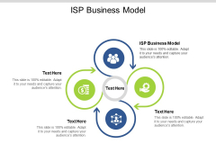 ISP Business Model Ppt PowerPoint Presentation Backgrounds Cpb