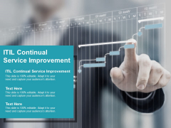 ITIL Continual Service Improvement Ppt PowerPoint Presentation File Gallery Cpb