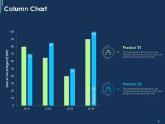 ITIL Strategy Change Management Column Chart Ppt Slides Show PDF
