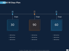 ITIL Strategy Service Excellence 30 60 90 Days Plan Ppt PowerPoint Presentation Styles Microsoft PDF