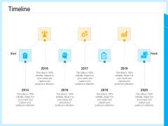 IT And Cloud Facilities Management Timeline Ppt PowerPoint Presentation Ideas Designs PDF