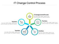 IT Change Control Process Ppt PowerPoint Presentation Model Gallery Cpb