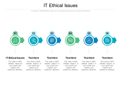 IT Ethical Issues Ppt PowerPoint Presentation Portfolio Smartart Cpb