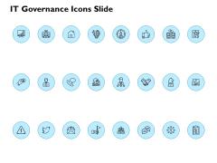 IT Governance Icons Slide Ppt PowerPoint Presentation Styles Slideshow