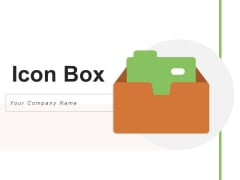 Icon Box Plucked Fruits Fresh Juice Ppt PowerPoint Presentation Complete Deck